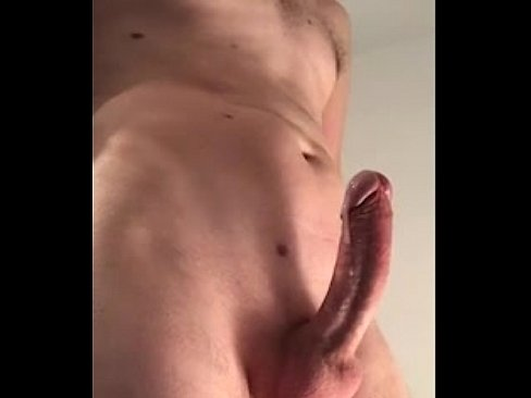 Wank with cumshot