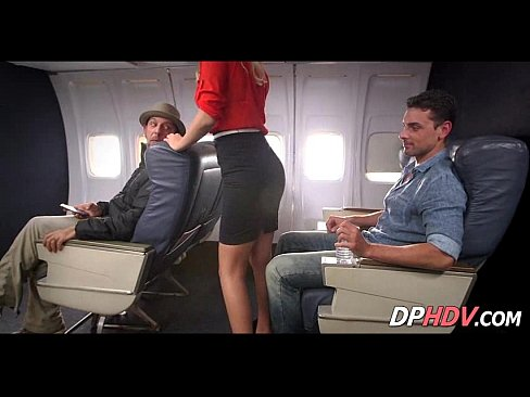 slutty stewardess
