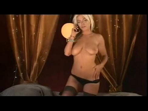 Pretty Blonde Plays With Dildo While On The Phone Xnxxcom
