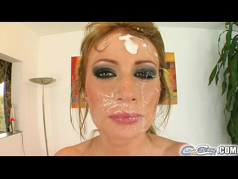 Girl sperm face Cum For Cover Teen Girls Face Is Rained On With Tons Of Sperm Xnxx Com