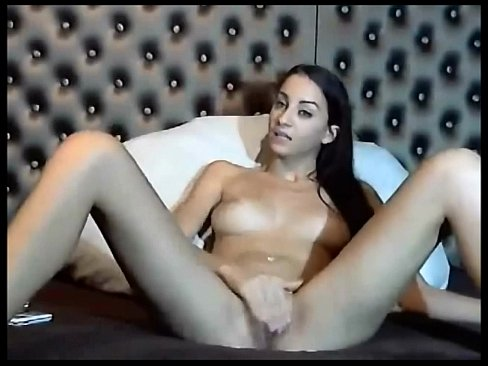 Webcam Solo Pussy Rubbing And Anal Masturbation