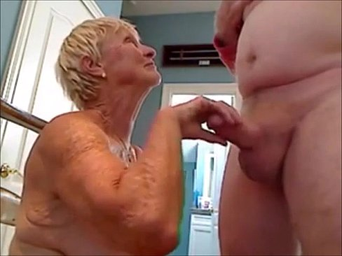 Consider, grandmother blowjob 3