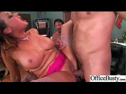 Sex Busty Office Babes