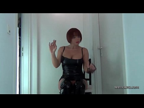 Not german milf smoking fetish