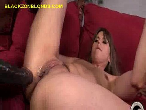 Big black dick stretches out her tight Latina.