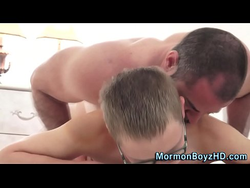 desire man spitroasted mormon cums want real man