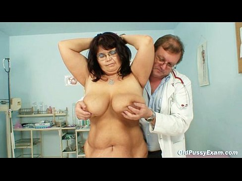 Mature Gyno Forced Naked