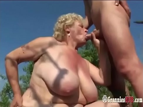 Blonde Big Tits Fuck Couch