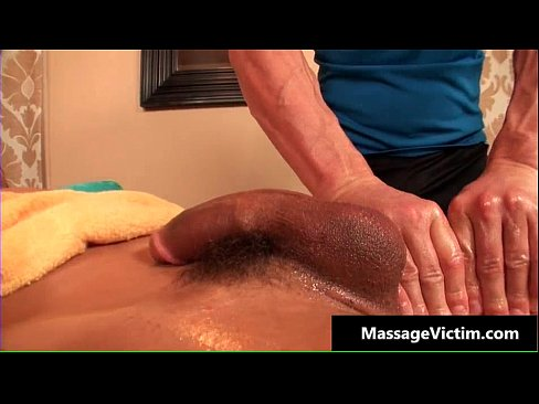 Anal massage and clip