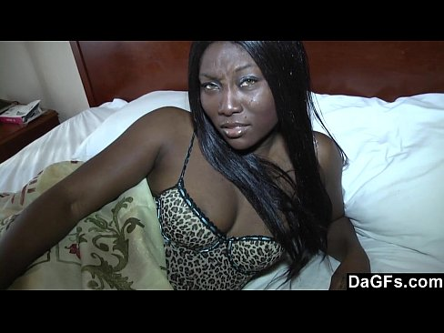 Black Teen Creamy Pussy Solo