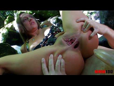 Milf brutaly fucked
