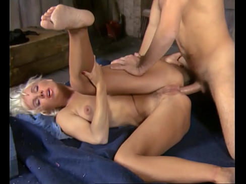 Young Blonde Fucked Hard