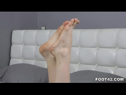 something busty blonde domina is jerking her slaves cock pity, that now can