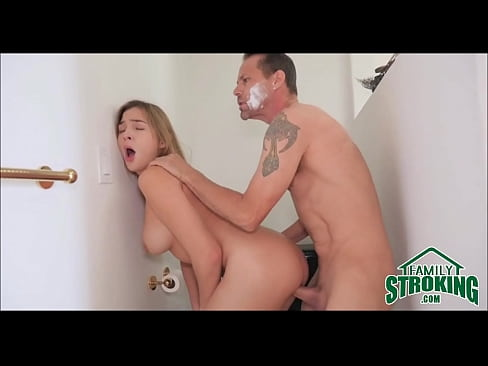 Fucking Step Daughter Bathroom