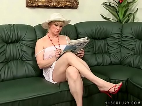 Granny Gets Fucked Young