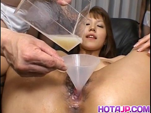 Japanese mom cum in pussy think, that