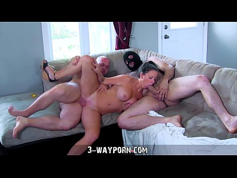 Threesome husband xnxx
