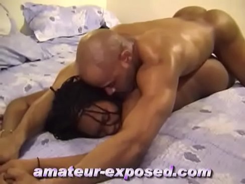Black Girl Rides Huge Dildo