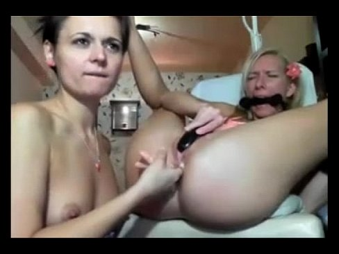 tied up lesbian