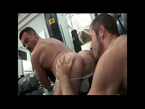 sexy jock loves eating tight ass out