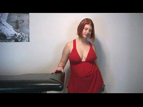Red Head Big Tits Chubby