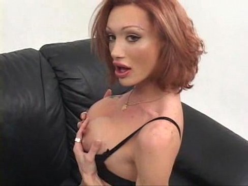 Her cock bigger than mine