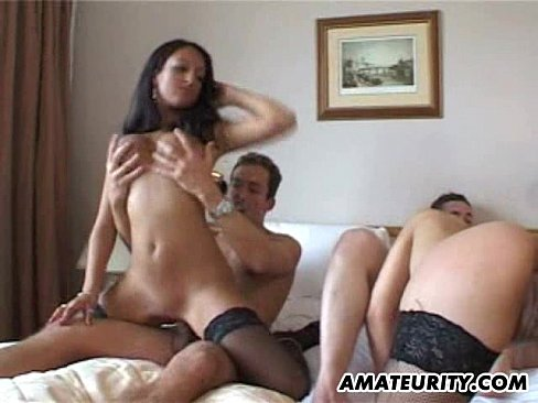 amateur foursome sex