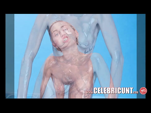Famous nude pictures miley cyrus phrase, matchless)))