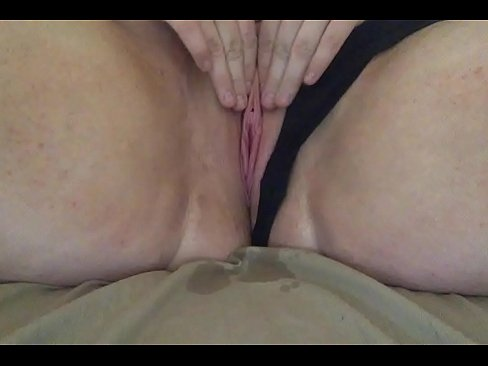 Playing My Virgin Pussy