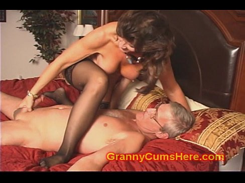 Granny brenda intimacy - 1 part 9