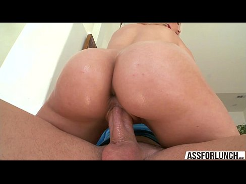 Sexy Anika gets pussy fucked from behind