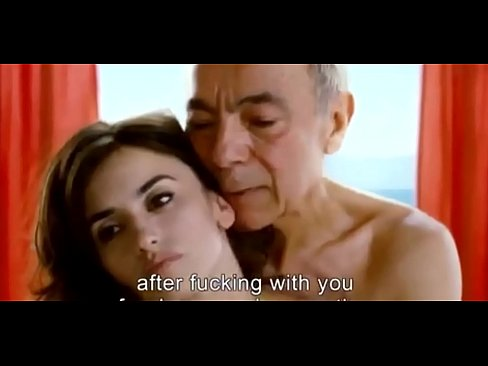 Penelope Cruz sex videa