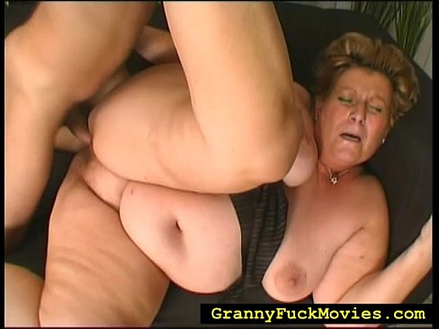 Mega fat old women sex