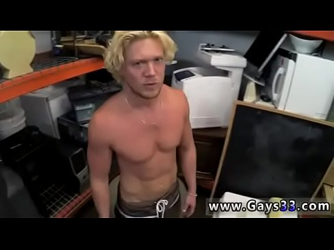 Blond muscle gay porn