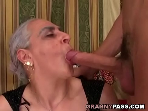 Big cocks and grannys