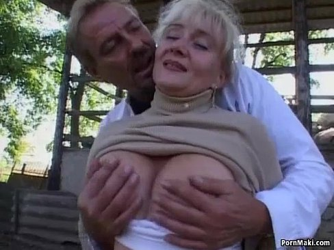 Old gramdma getting fucked precum just