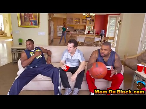 Hot Milf Banged With Two Blacks On 2 Basketball Studs Blacksonmoms Hd 72p Porn 3 Xnxx Com