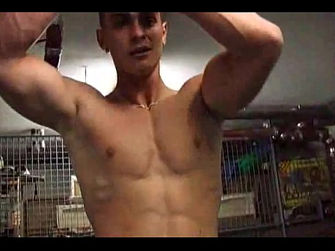 Hot Teen Muscle