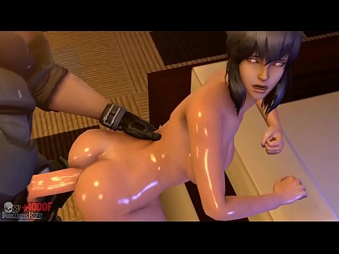 FapZone // Motoko Kusanagi (Ghost In The Shell First Assault)