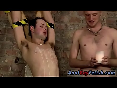 Male massage fetish video