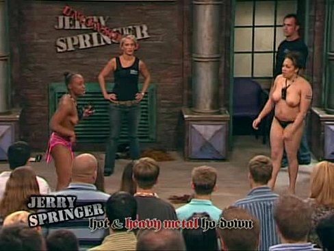 Jerry springer naked spring break images 861