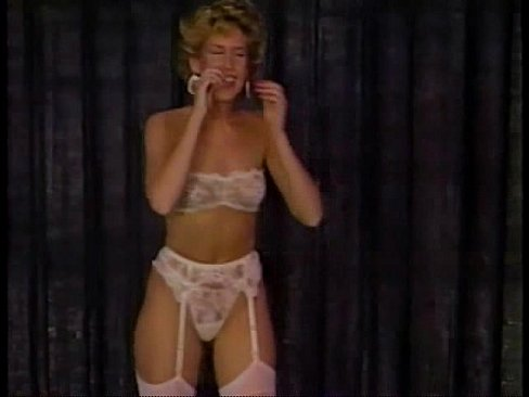 Candy evans strip