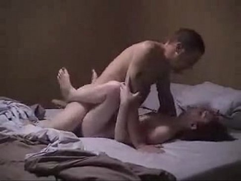 Hot redhead fucked on her hairy pus