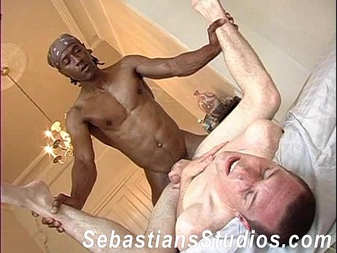Hard black cock in my ass, twins fucked gifs