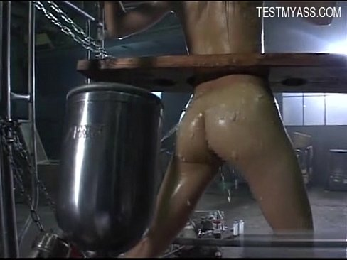 asian milf anal pissed