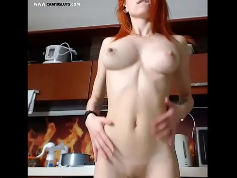 The Perfect Teen With A Killer Body Huge Tits And Hard Nipples
