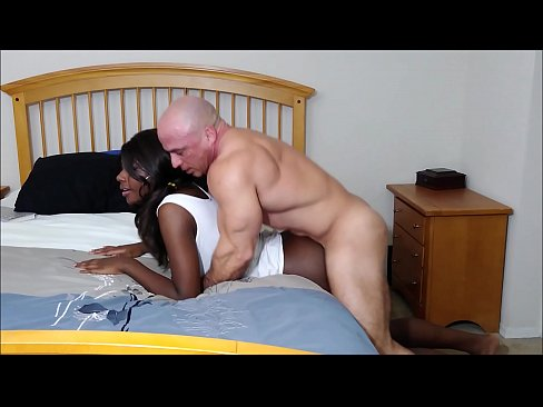 Milf Gets Black Creampie
