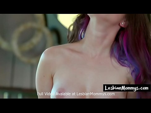 French mature anal threesome