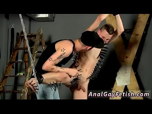 Fetish male anal