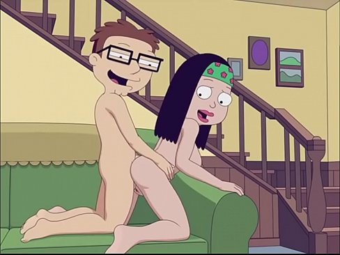 Steve Smith Scopa Hayley Smith - American Dad